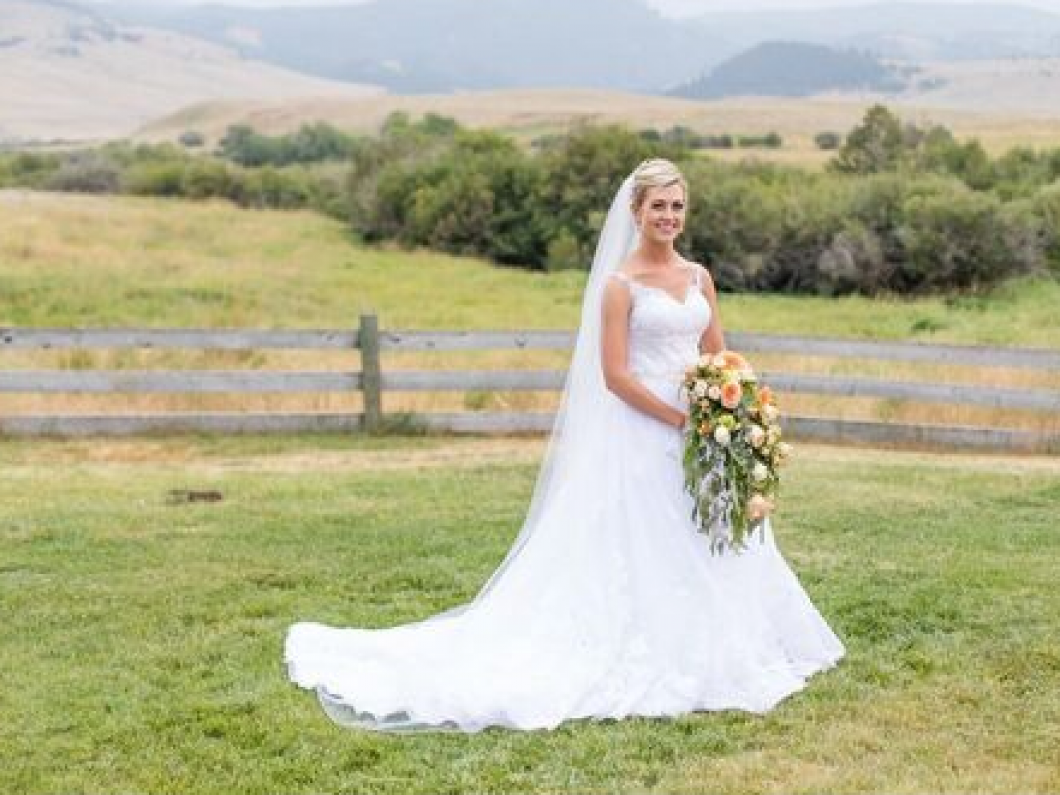View Our Featured Bride!